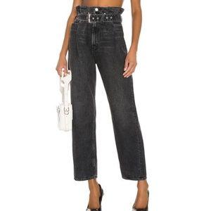AGOLDE reworked 90s paperbag jeans 24 (fits big)